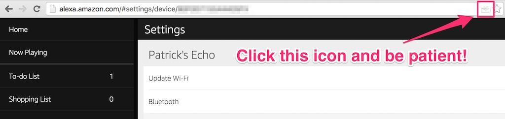 Click the Request Maker icon