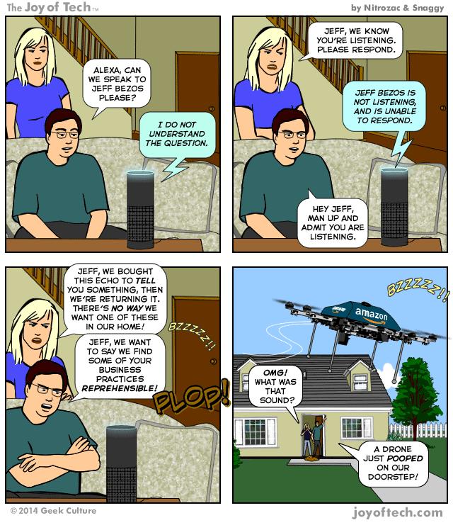 Joy of Tech comic 2069