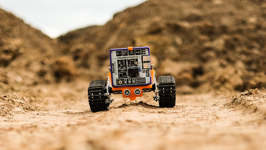 The StarLABS Mars Rover Kit