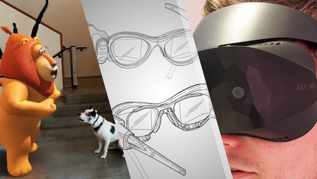 ARCore, a Magic Leap patent and so many Windows Mixed Reality headsets