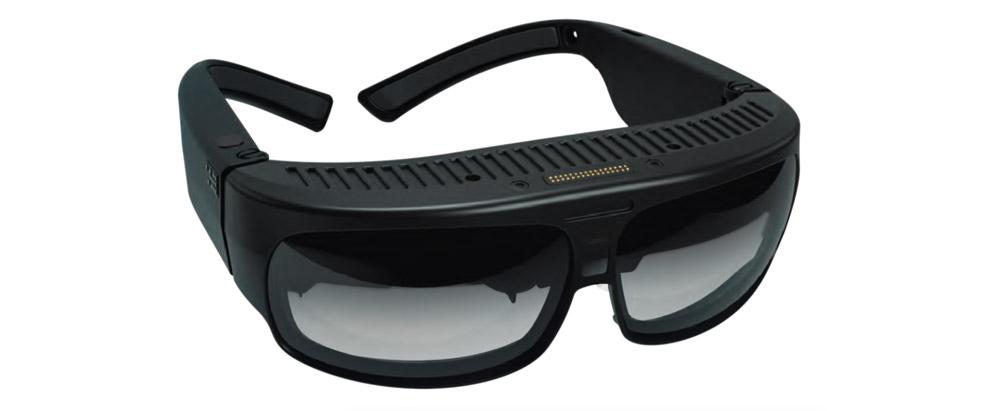 ODG's R-9 smartglasses
