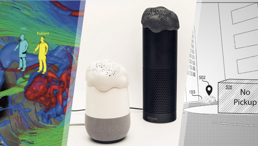 Your brain in VR, parasites protecting your smart speaker privacy and one of Lyft's AR patents