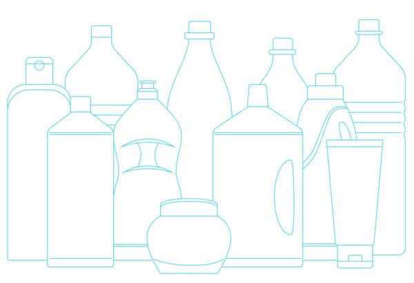 ALPLA plastic bottle packaging