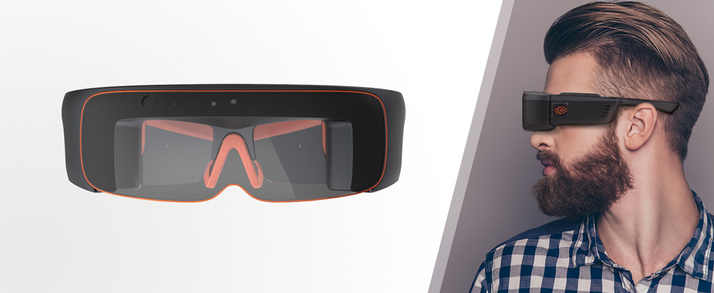 ThirdEye X2 Smart Glasses