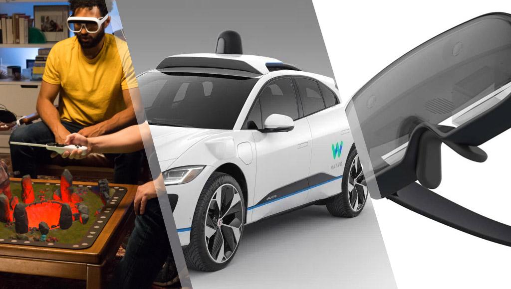 Tilt Five AR, Waymo self-driving car and Samsung's AR headset plans!