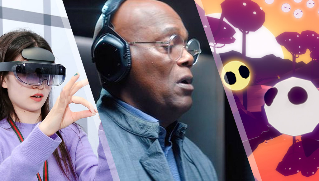 Oppo's AR headset, Samuel L. Jackson and Where Thoughts Go